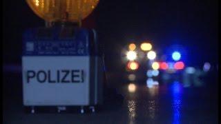 12.08.2014: Geisterfahrer verursacht schweren Unfall auf A 20 bei Tessin