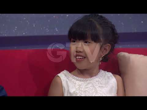Jago Banget Main Harpa, Kenalan Sama Celine Yuk! - Little Big Shots Indonesia #4 GTV 2017 - 동영상