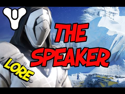 Destiny Lore The Traveler, The Speaker and The Nine