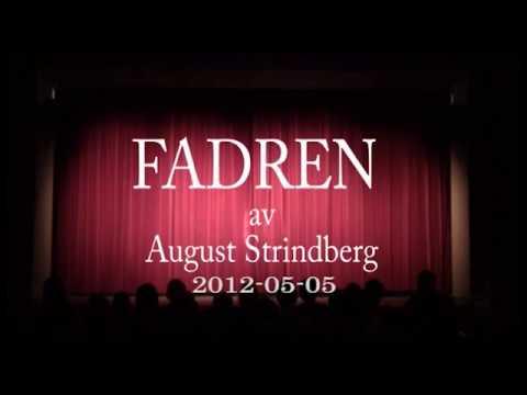 Fadren av August Strindberg spelad av Tellusensemblen Linköping