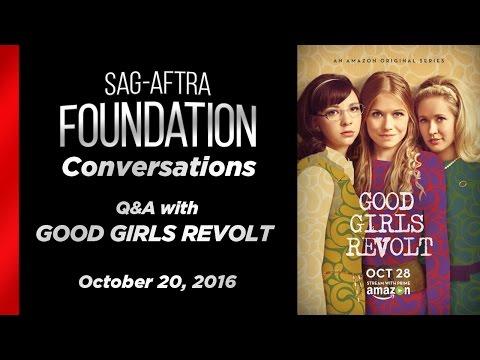Conversations with GOOD GIRLS REVOLT