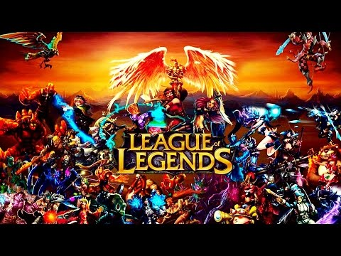 видео: league of legends - первый взгляд (обзор)
