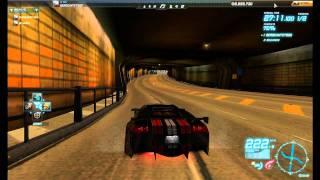 NFS World - Lamborghini Murcielago Pro Tuned Speed Test