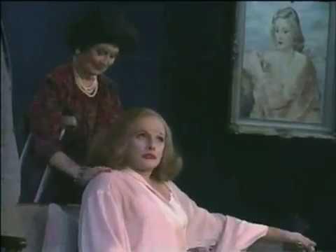 JIM BAILEY as Tallulah Bankhead in 'Tallulah and Tenesee'  w Bette Garrett