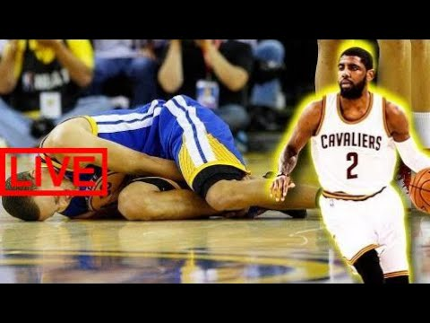 81f19826661 Kyrie Irving Breaks Stephen Curry Ankles! Kyrie Irving Drops Stephen Curry!
