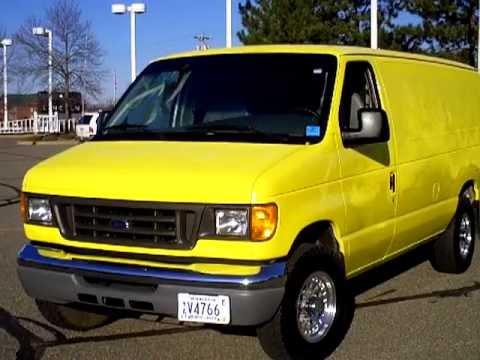 Ford Of Hibbing >> 2005 Ford Econoline Cargo Van - YouTube