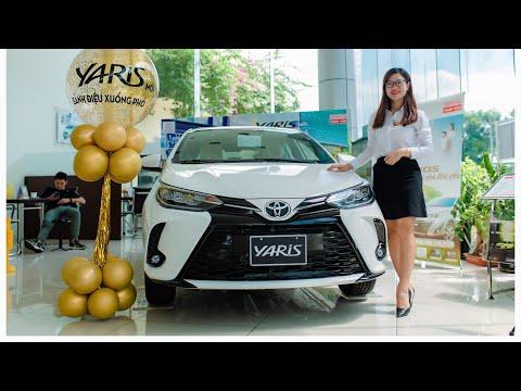 Đánh giá Toyota Yaris 2021 form mới. Báo giá xe Yaris 2020 tháng 10.
