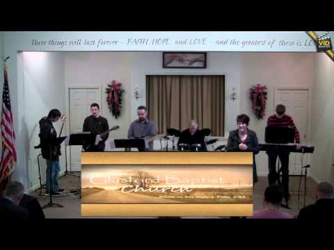 Guest Speaker Paul Cook 12-22-2013