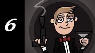 007 Legends of the Wii U - 007 Legends Wii U Walkthrough / Gameplay w/ SSoHPKC Part 6 - Worst Skiing Ever