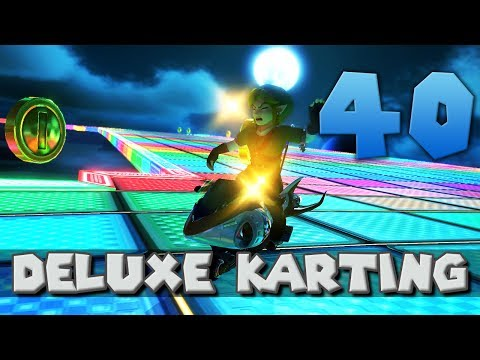 [40] Deluxe Karting (Mario Kart 8 Deluxe w/ GaLm and friends)