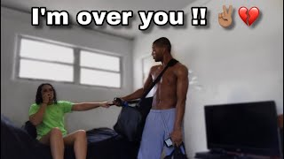 Break up Prank on GIRLFRIEND !! *Gone Wrong*