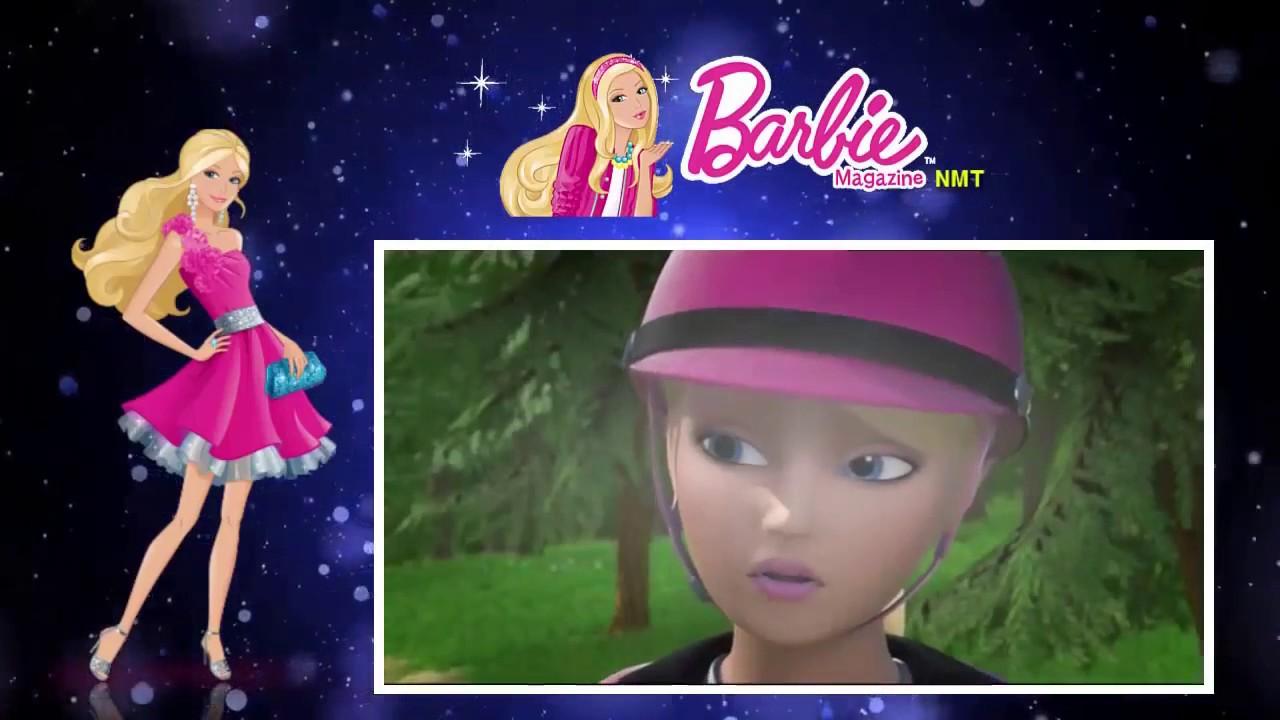Barbie Film auf Deutsch 2016 - Barbie in Das Agenten-Team