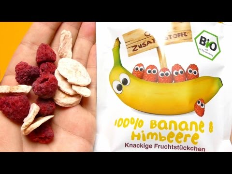 Healthy Food for Kids - Freche Freunde Vitamin Drinks 🇩🇪