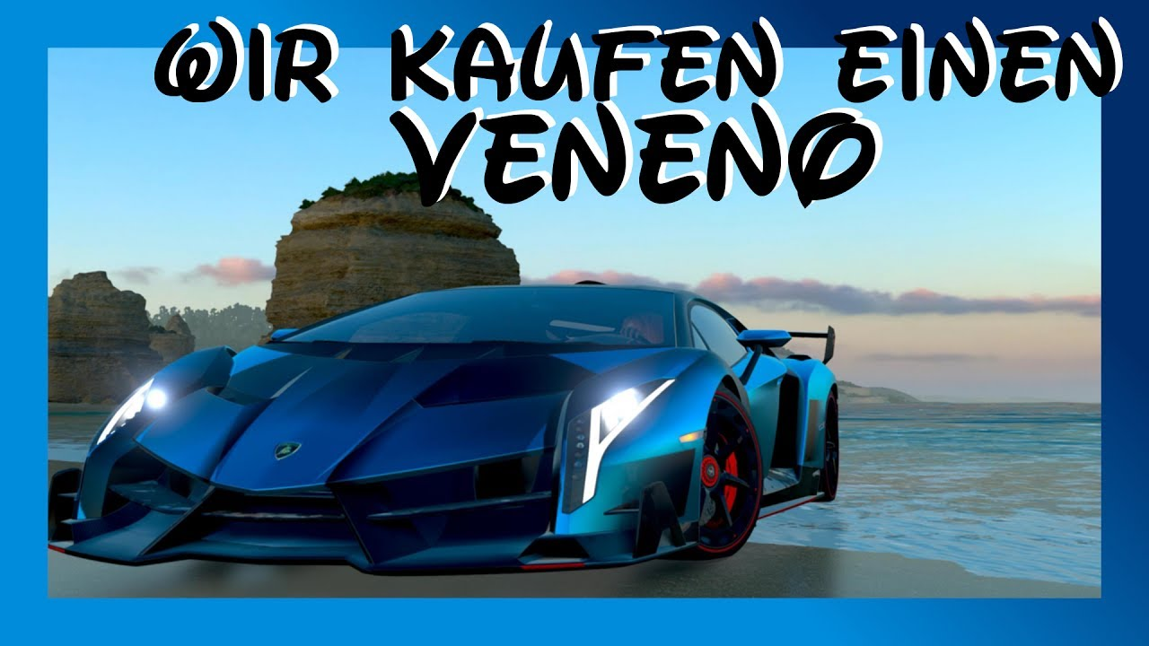 4k let 39 s play forza horizon 3 wir kaufen einen veneno. Black Bedroom Furniture Sets. Home Design Ideas