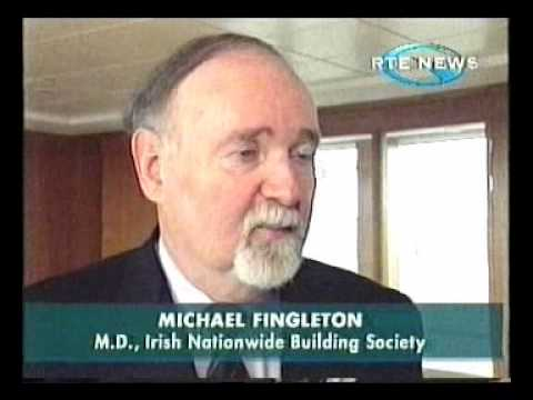 Michael Fingleton, Irish Nationwide and George Lee, RTE discuss Mortgage Regulations