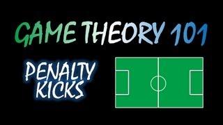 Game Theory 101 MOOC (#30): Soccer Penalty Kicks