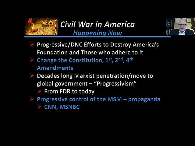 Dark Civil War Intro