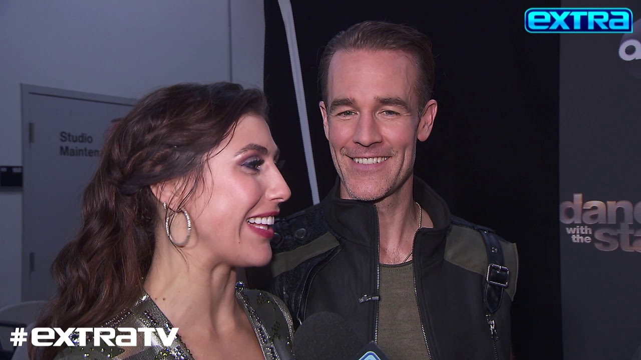 James Van Der Beek reveals tragic news on 'Dancing With the Stars ...