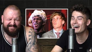 XO KSI vs LOGAN PAUL FIGHT PREDICTIONS