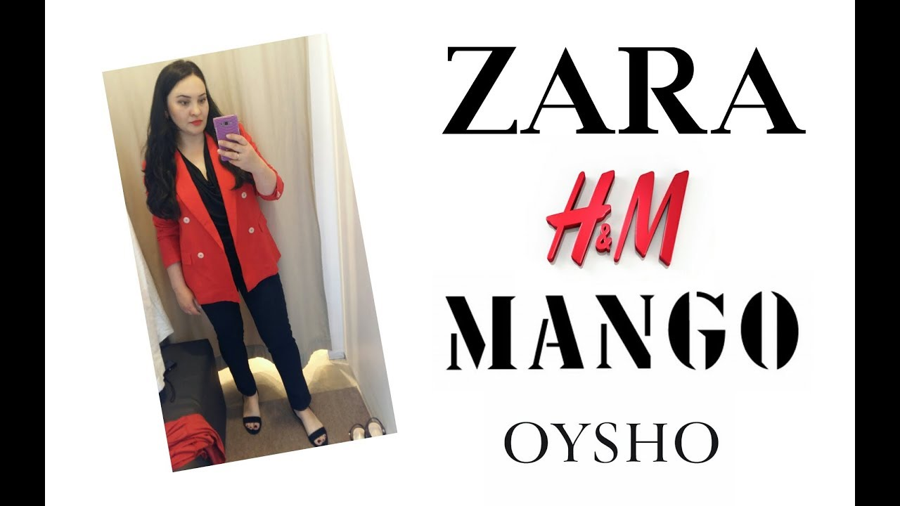 ШОППИНГ влог   ZARA, Mango, Oysho - YouTube 215609cc080