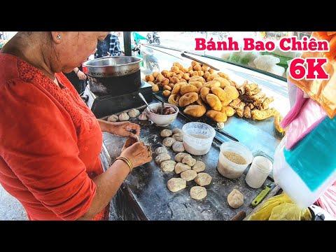 Bánh bao, bánh quẩy chiên phố Người Hoa Quận 6 Sài Gòn | Saigon Travel