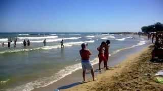 Puglia - Ostuni - Pilone spiaggia