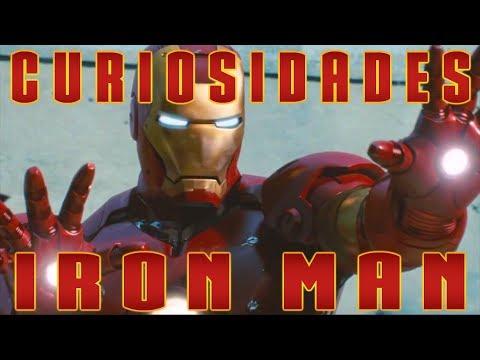 Iron Man (2008) -  Curiosidades