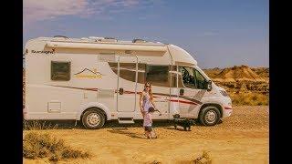 Viaje en autocaravana por Europa - Capítulo 1