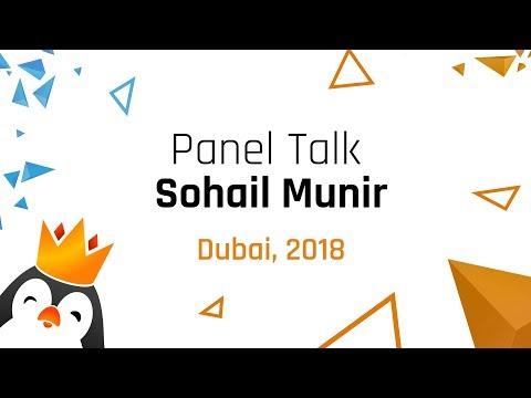 How Blockchain Enables Smart Cities | Sohail Munir | K&F Dubai, February, 2018