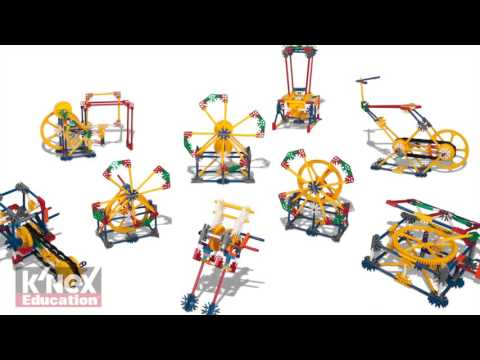 K'Nex Intro To Simple Machines - Gears | Toys R Us Canada