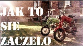 Moje Motocykle - Czyli Jak Zaczela Sie Moja Przygoda z Motocyklami - Polski Motovlog w USA