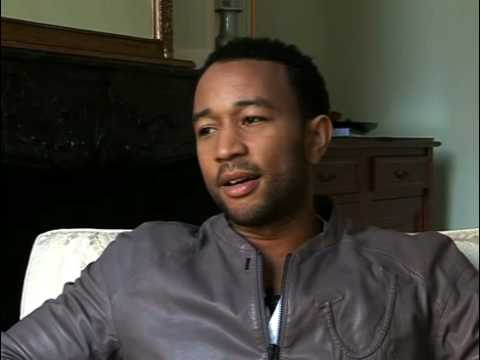 John Legend interview (part 1)