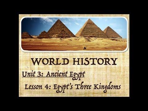 03.04 Egyptian Kingdom Summaries