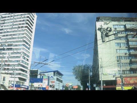 . Волгоград. Экскурсия по городу на автобусе