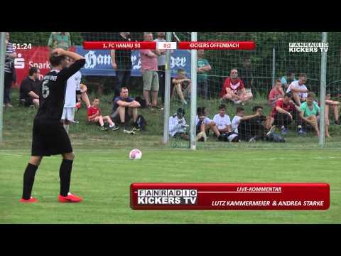 FC HANAU 93 vs KICKERS OFFENBACH