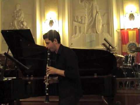 Fabrizio Sicilia - Un americano a Parigi (G. Gershwin)