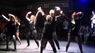 Ketch A Fire Dancehall Crew | Street Kings | Dancehall Challenge 2014