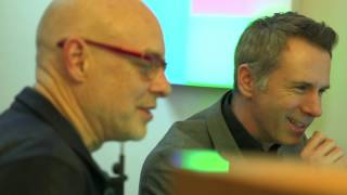 brian eno how to make original ambient music   bbc click