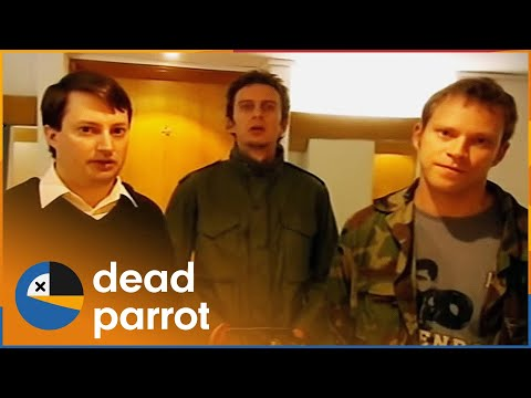 10 Of The Greatest Peep Show Moments | Dead Parrot