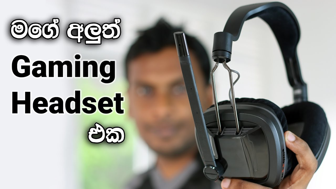 Plantronics GameCom 388 3 5mm PC/Gaming Headset - Sinhala