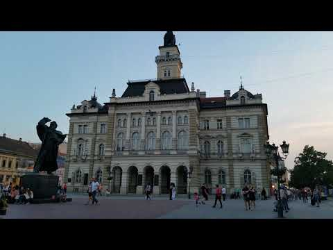 My City of Novi Sad, Serbia