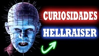 23 Curiosidades de Hellraiser 1987 Pelicula
