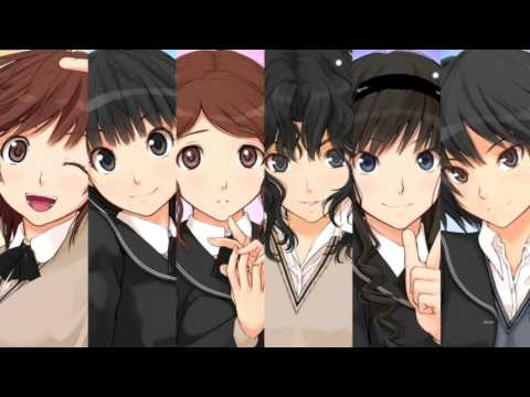 Amagami OST[HD] ~ Nanasaki Ai's theme 8