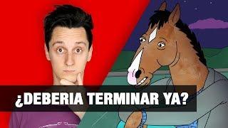Nicolás Amelio-Ortiz sobre Bojack Horseman