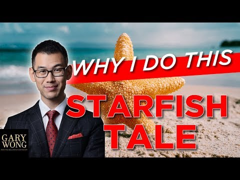 Starfish Story | Why I Do What I Do