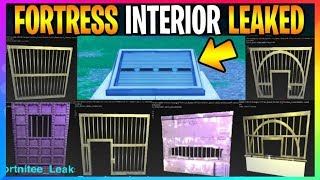 *NEW* Fortnite: *LEAKED* Fortress Location Coming To FORTNITE SOON! (Fortnite Battle Royale Leaks)