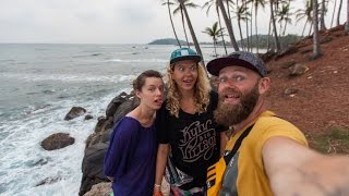 Surfing in Weligama | Roof party in Colombo | Kandy journey | Follow Mike in Sri Lanka