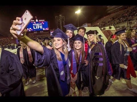 University of Arizona Commencement 2018 in 360 Degrees