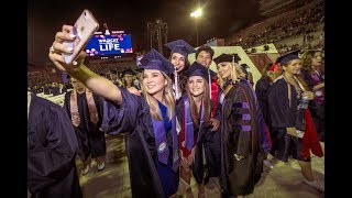 University of Arizona Commencement 2018 in 360 Degrees