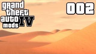 Let's Mod GTA IV #002 - Wüste